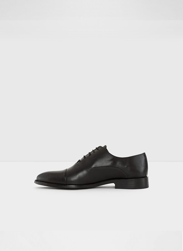 Aldo Ernest-Tr - Siyah Erkek Oxford & Loafer Ayakkabi Siyah